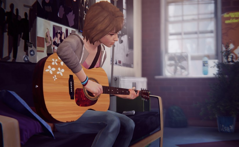Some Thoughts On Life IsStrange